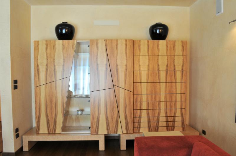 Mobili contenitori e porta tv studio di architettura for Mobili contenitori soggiorno