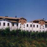 """Palazzo per abitazioni """"La Costaglia"""", Quarrata, Pistoia, Italy"""