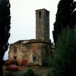 Progetto restauro Pieve Romanica di S. Quirico, Pistoia, Italy