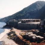 Progetto per complesso Mandarin Hotel in Marmaris, Turkey