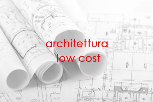 architettura low cost