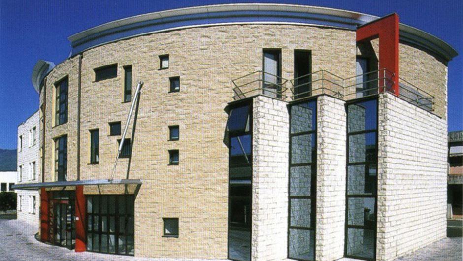 Edificio per uffici S. Agostino, Pistoia, Italy